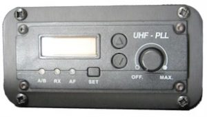 Single channel radio receiver